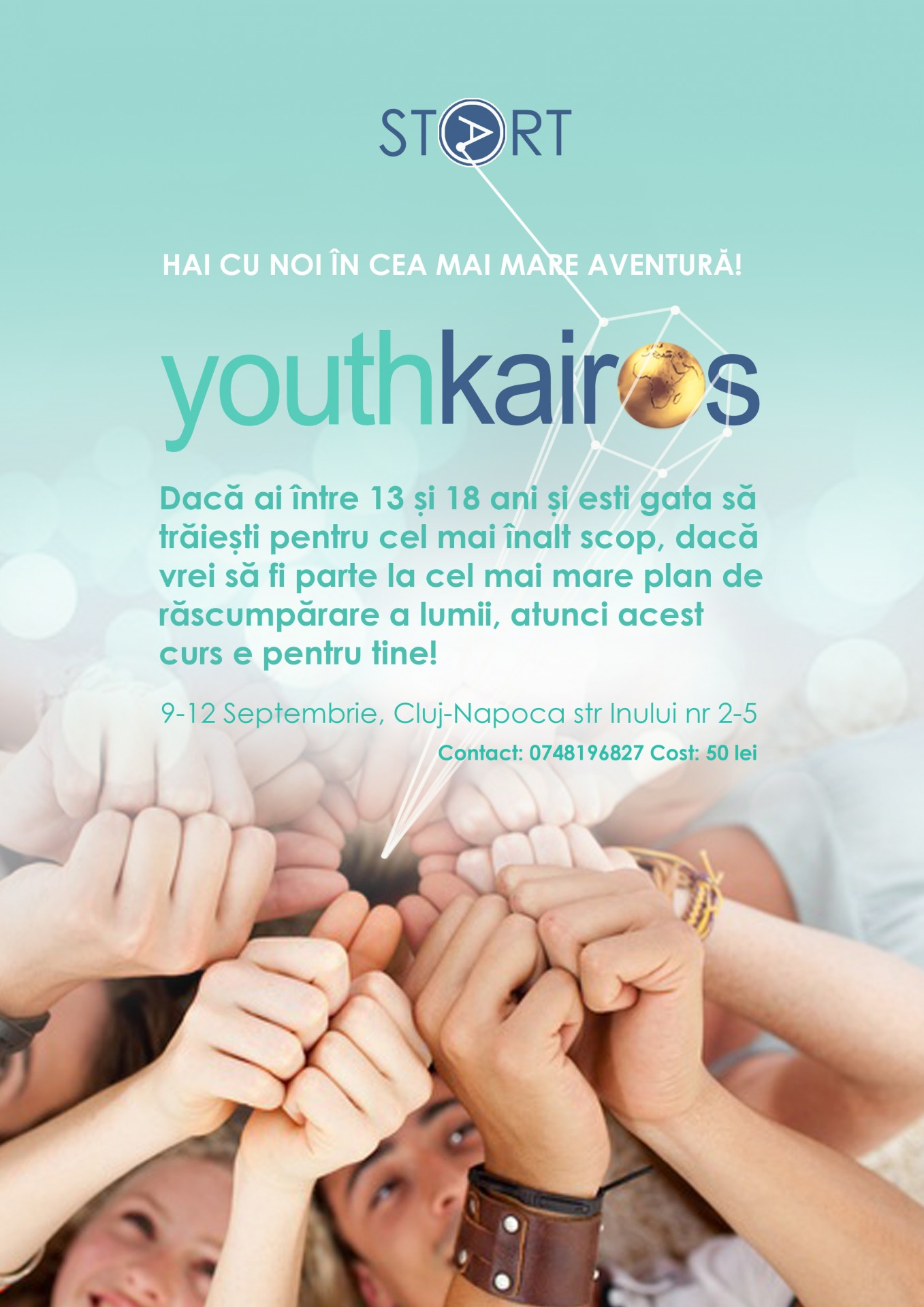 afis youth kairos sept 2014